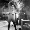 Hamtramck actor was the first famous movie superhero