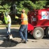 Thanks to dough from Domino's pizza company, potholes get filled