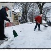 City Life … The zigs and zags of winter walkability