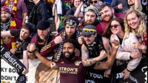 New season for Detroit City FC kicks off with a loss