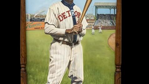 Era of the negro baseball leagues celebrated in new exhibit