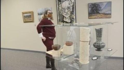 Ukrainian Museum features works by local Ukrainian artists