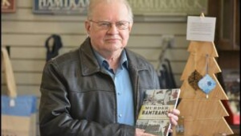 Hamtramck historical author takes aim at crime and murder