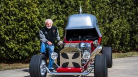 Head on to Downriver for a tribute to a Michigan custom car legend