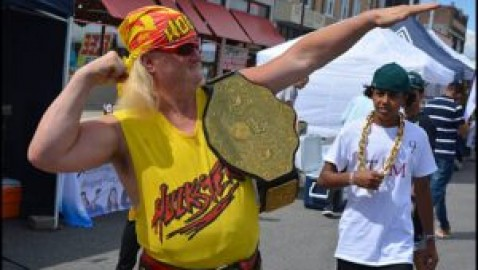 Hamtramck Labor Day Festival: hot fun in the summertime