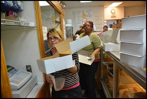 Paczki Day was another huge success for the city's bakeries
