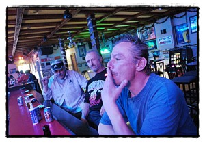 Smoking in Hamtramck bars? No siree, that stopped back in 2010 when a smoking ban went into effect.