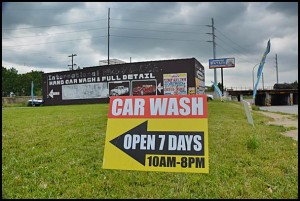 You won't get any old car wash at International Detail located on Jos. Campau in the southend.