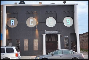 Although many in the community want to see Club Aces at 11425 Jos. Campau closed down, it's up to the state's Liquor Control Commission to make that decision.