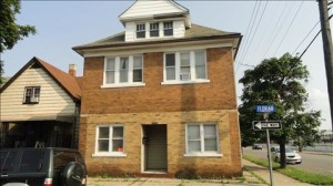 This house at 2202 Florian fetched $50,500 in a recent Wayne County property auction.