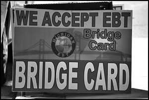 Many markets in Hamtramck accept Bridge cards, but apparently some are not playing by the rules.