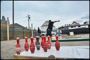 "Fowling was introduced to the community this weekend, and from what we can tell, someone drunk invented this ""sport."""