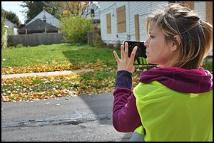 The Motor City Mapping Project began this week in Hamtramck. Workers spent the week recording every property in the city, including a description of what shape each is in.