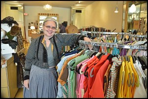 Mayor Karen Majewski has a love for vintage clothing and promoting Hamtramck. You can find both at her new story, Tekla Vintage on Jos. Campau.
