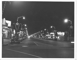 Christmas in Hamtramck, 1950s style.