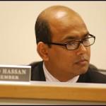 City Councilmember Mohammed Hassan