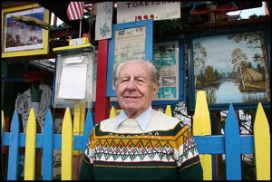 "Celebrated folk artist Dmytro Szylak, the creator of ""Hamtramck Disneyland,"" died on May 1. The artwork attracts visitors from all over the world."