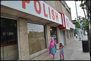 Jos. Campau will be a little emptier now that the Polish Market has closed down. The owner cited the city's changing ethnic population has led to a loss in business. Hamtramck is no longer a predominantly Polish community.