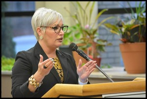 City Manager Katrina Powell