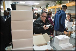 Local bakeries will be jammed with paczki lovers this coming Tuesday. The wait can sometimes stretch for over two hours. You can beat the rush on Paczki Day by picking up your dozen on Monday.