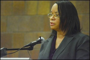 Hamtramck Public Schools Director of Finance Sherry Lynem said the district has a healthy budget surplus, but warned there could be serious cuts in financial aid in the coming years.