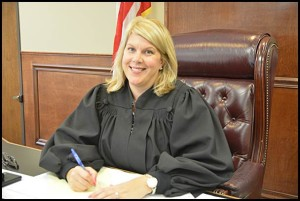 31st District Court Judge Alexis Krot will face a challenger in this year's election.