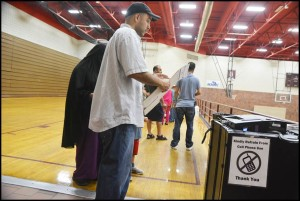 Tuesday's election was one for the history books. A record 3,543 voters came out, which is unheard of for a Primary Election. Local candidates came close to getting new jobs in Lansing.
